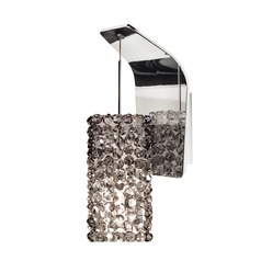 WAC Lighting Haven Chrome Sconce