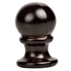 Design Classics Lighting Finial in Royal Bronze Finish F0700-30