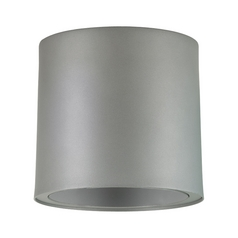 Progress Lighting Modern Close To Ceiling Light in Metallic Gray Finish P6006-82