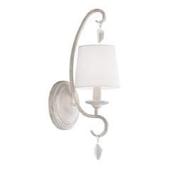 Feiss Lighting Caprice Chalk Washed Sconce