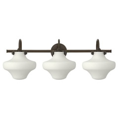 Hinkley Lighting Congress Oil Rubbed Bronze Bathroom Light