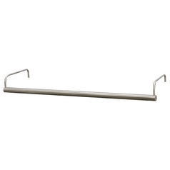 Picture Light in Satin Nickel Finish