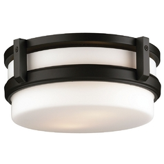 Forecast Lighting 12-Inch Flushmount Ceiling Light F611033