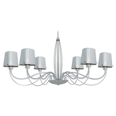 Access Lighting Milano Chrome Chandelier