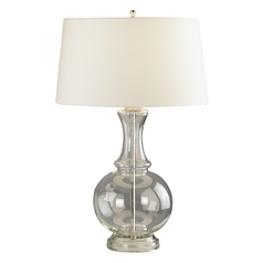 Robert Abbey Glass Harriet Table Lamp