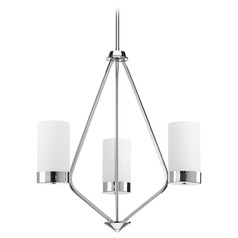 Progress Lighting Elevate Polished Chrome Chandelier