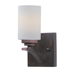 Maxim Lighting Deven Oil Rubbed Bronze Sconce