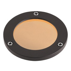 Kichler Lighting Landscape LED Textured Architectural Bronze C-Series Small AMB Lens