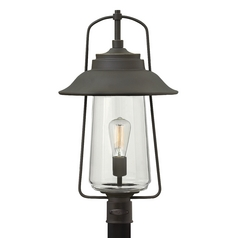 Hinkley Lighting Belden Place Oil Rubbed Bronze Post Light