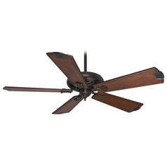 Casablanca Fan Fellini Brushed Cocoa Ceiling Fan Without Light
