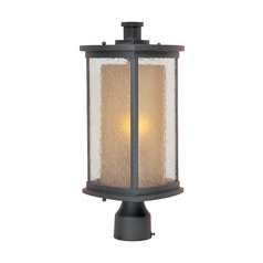 Maxim Lighting Bungalow Bronze Post Light