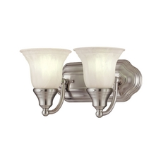 Three-Light Energy Star Qualified Bathroom Light