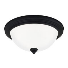 Sea Gull Lighting Ceiling Flush Mount Blacksmith LED Flushmount Light