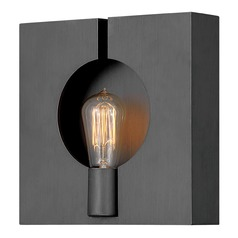 Hinkley Lighting Ludlow Brushed Graphite Sconce
