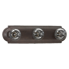 Quorum Lighting Toasted Sienna Bathroom Light