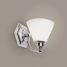 Norwell Lighting Jenna Chrome Sconce