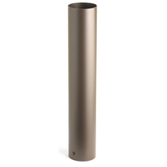 Kichler Lighting Kichler Architectural Bronze 4-Inch x 18-Inch Bollard Path Light 15603AZT