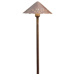 Kichler Lighting Kichler LED Path Light in Textured Tannery Bronze Finish 15843TZT