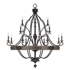 Capital Lighting Wyatt Surrey Chandelier