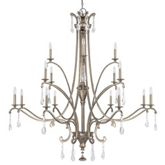 Capital Lighting Montclaire Mystic Crystal Chandelier