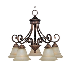 Maxim Lighting Brighton Oil Rubbed Bronze Chandelier