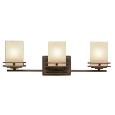 Kichler Lighting Kichler Three-Light Bathroom Light 5078OZ