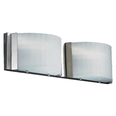 Quorum Lighting Satin Nickel Bathroom Light