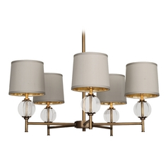 Robert Abbey Latitude Chandelier