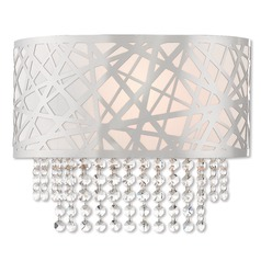 Livex Lighting Allendale Polished Chrome Sconce