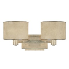 Capital Lighting Luna Winter Gold Bathroom Light
