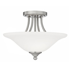 Bethany Two-Light Semi-Flush Ceiling Light
