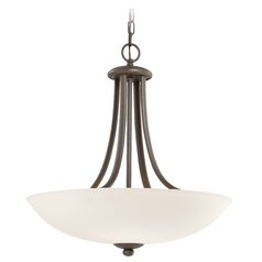 Four-Light Transitional Pendant
