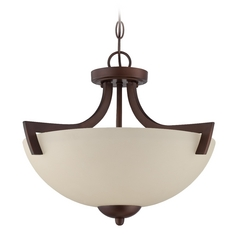 Craftmade Almeda Old Bronze Pendant Light