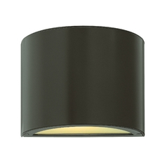 Hinkley Lighting Modern Outdoor Wall Light in Bronze Finish 1666BZ