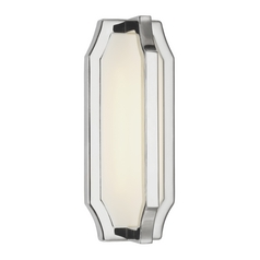 Feiss Lighting Audrie Polished Nickel LED Sconce