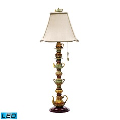 Dimond Lighting Burwell LED Table Lamp with Square Shade