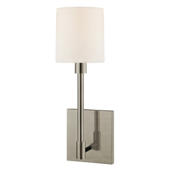 Sonneman Lighting Embassy Satin Nickel LED Sconce