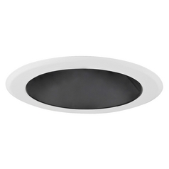 Black Reflector Trim for 5-Inch Recessed Housings