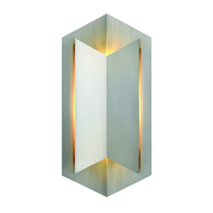 Hinkley Lighting Lex Stainless Steel LED Outdoor Wall Light