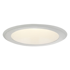 5-Inch White Specular Open Reflector Trim for Recessed Lighting