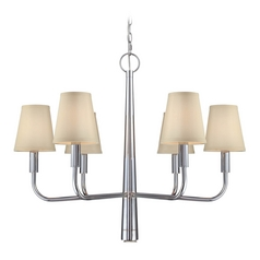 Lite Source Lighting Marquise Chrome Chandelier