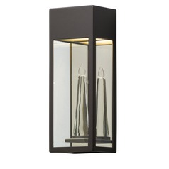 Troy Lighting Trousdale Bronze LED Outdoor Wall Light