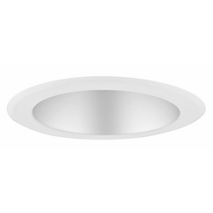 Satin Reflector Trim for 5-Inch Recessed Cans