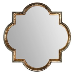 Uttermost Lourosa Gold Mirror