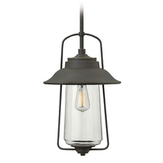 Hinkley Lighting Belden Place Oil Rubbed Bronze Outdoor Hanging Light