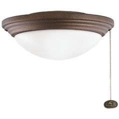 Kichler Light Kit with White in Weathered Copper Powder Coat Finish