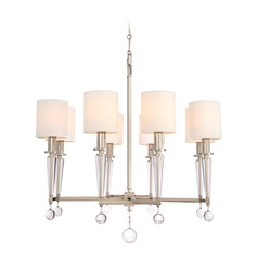 Crystorama Lighting Paxton Polished Nickel Chandelier