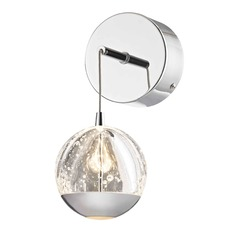 Chrome LED Sconce