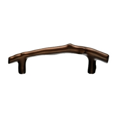 Cabinet Pull in Mahogany Bronze Finish
