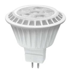 MR16 LED Light Bulb Bi-Pin 2700K 12V 30-Watt Equivalent Dimmable by TCP Lighting
